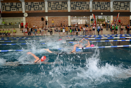 Steeltownman Indooraquathlon 2020 (© PSV Tri Linz)