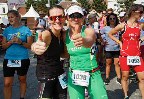 Womens Duathlon 2018 (© P3 Events Agentur)
