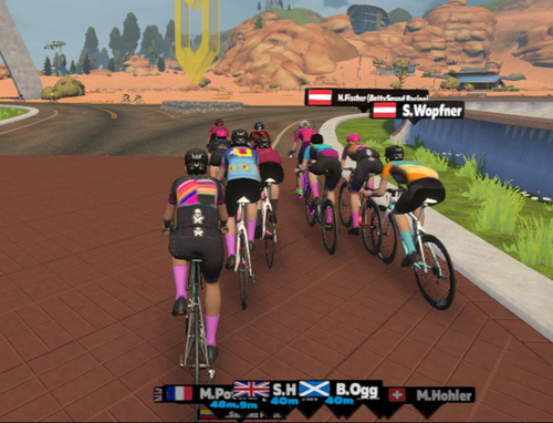 TRIWomen Zwift Meetup 2021