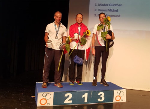 Günter Mader holt AG-Gold in Zofingen 2019 (© privat)