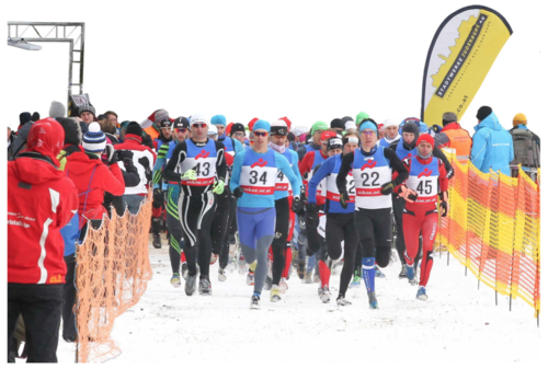 Winterduathlon Judenburg 2018