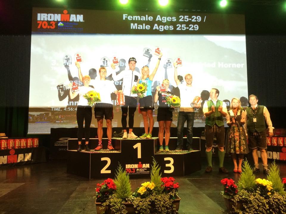 Über 30.000 Zuschauer bei Ironman 70.3 in Zell/See-Kaprun