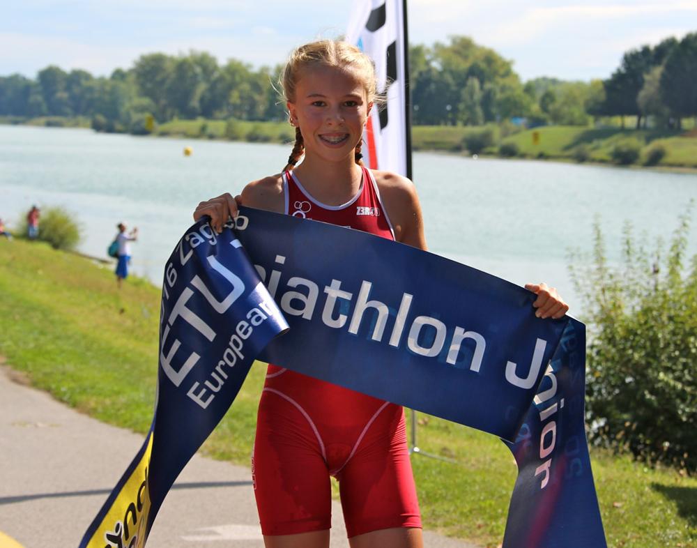 Österreichs Triathlonnachwuchs im europäischen Spitzenfeld