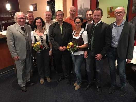 Werner Kreuzer neuer STTRV Präsident