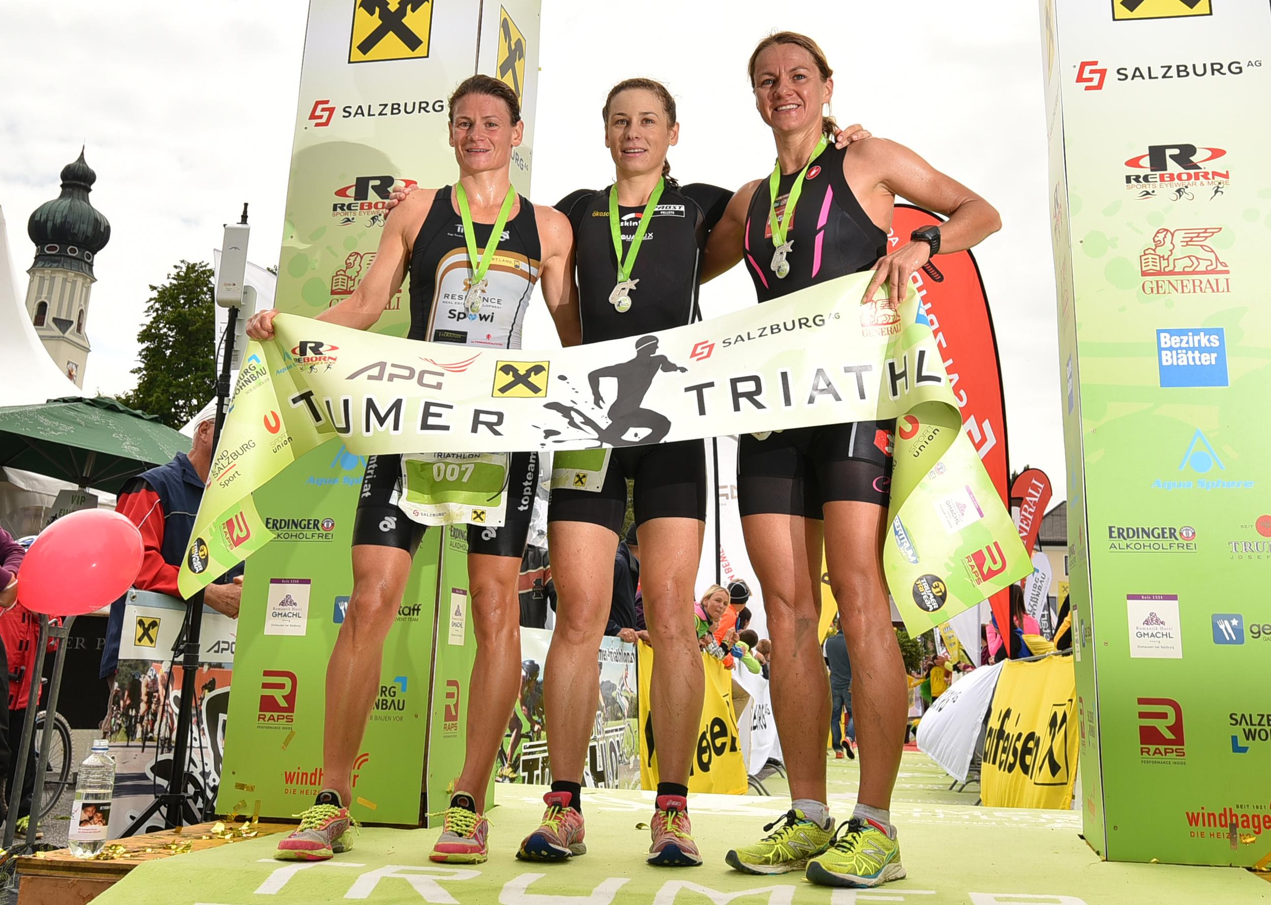 8. Auflage des Trumer Triathlons