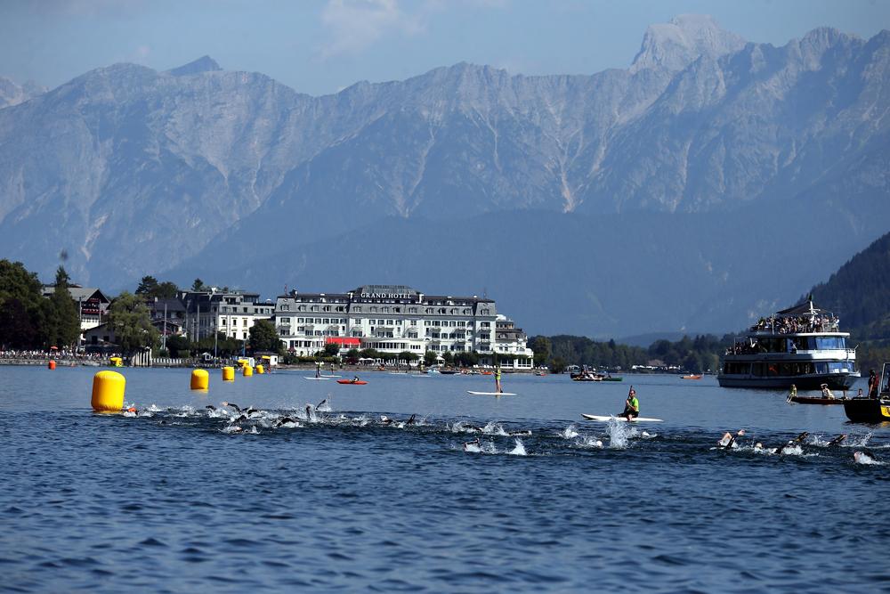 Mehr Ironman 70.3 Qualiplätze in Zell am See-Kaprun
