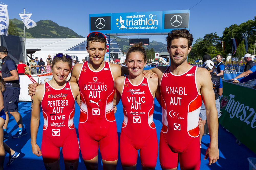 ÖTRV-Teams holen großartige 4. Plätze bei Team-EM