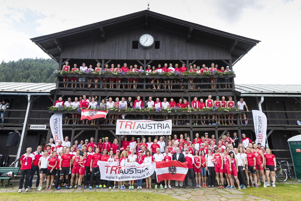 Österreichs Altersklassen-Athleten im Medaillenspiegel auf Rang zwei