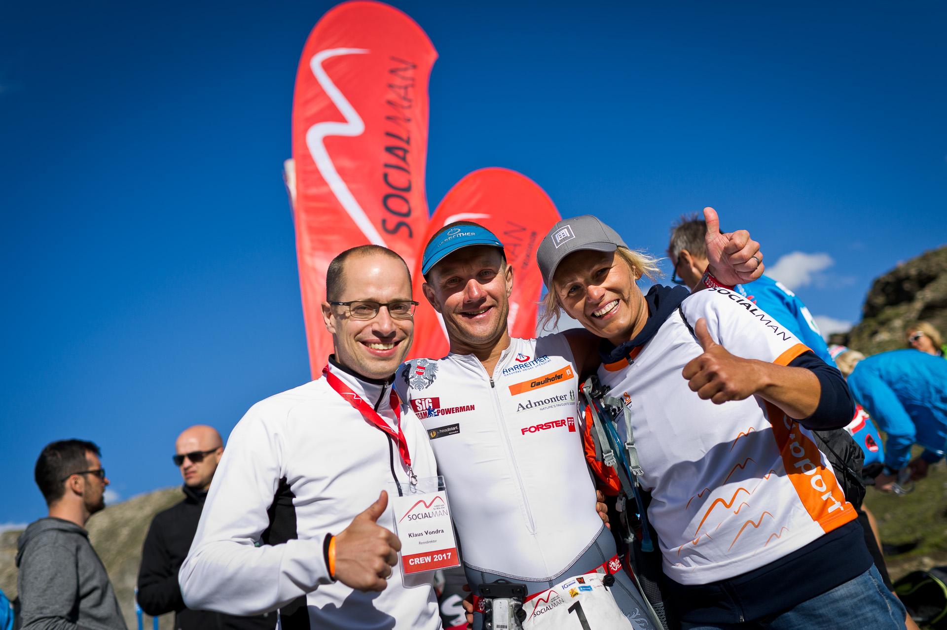 Highlights des Socialman 2017 auf ORF Sport +