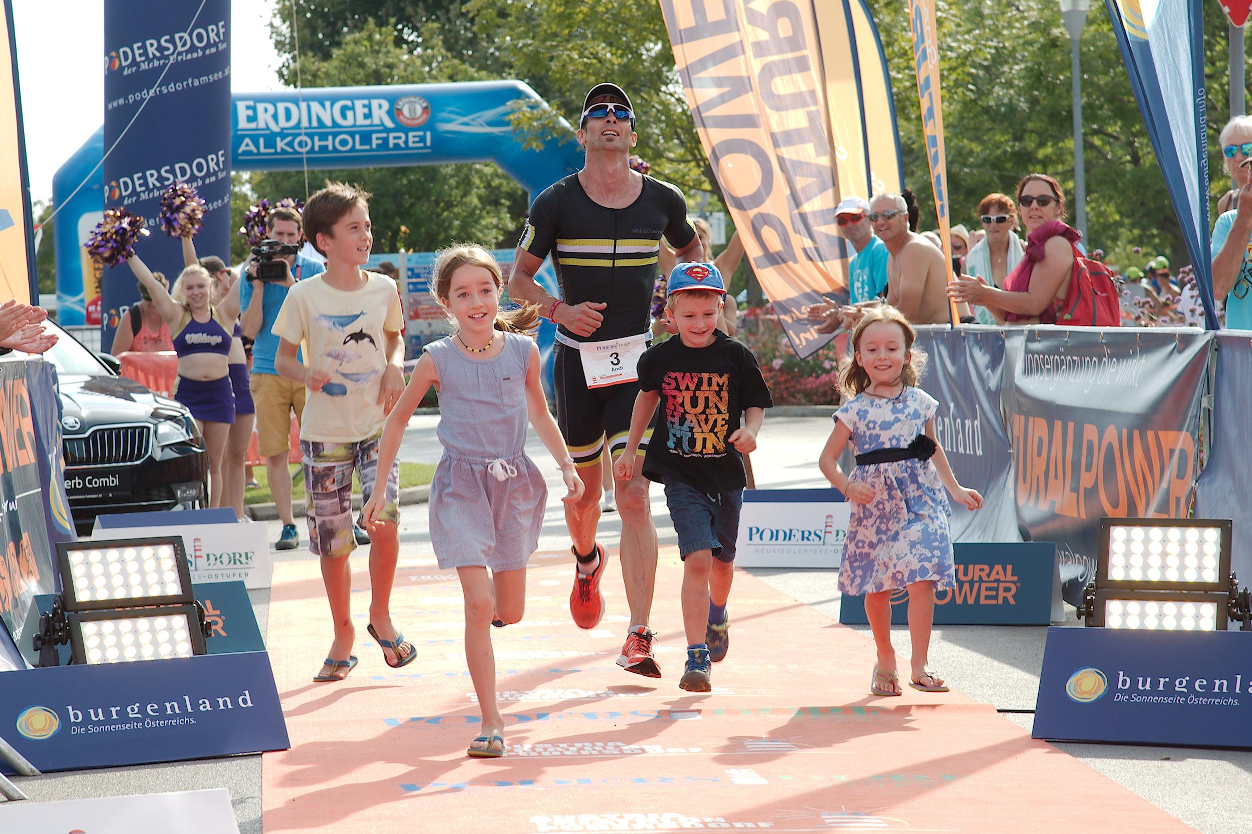 Anmeldeportal für 31. Austria Triathlon Podersdorf geöffnet