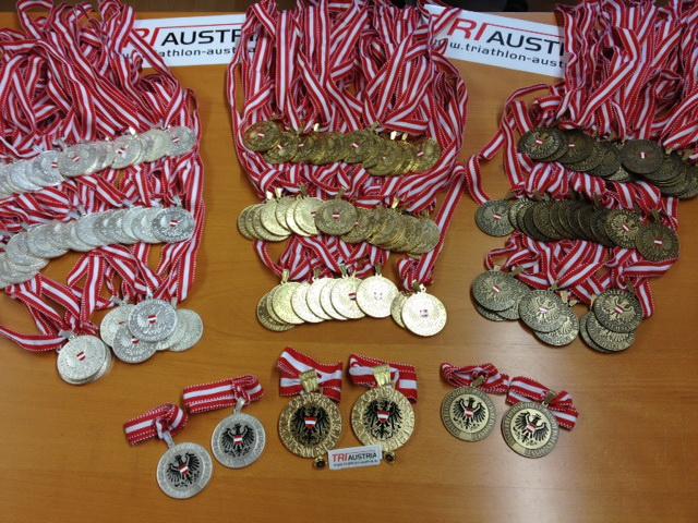 Die Österreichischen (Staats-) Meisterschaftsbewerbe 2018