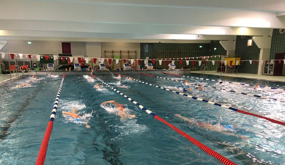 Schwimmschwerpunkt bei Nachwuchs-Kaderkurs