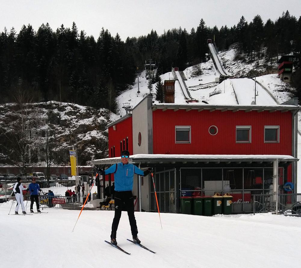 Langlaufloipen in der Villacher Alpen Arena im Top-Zustand!