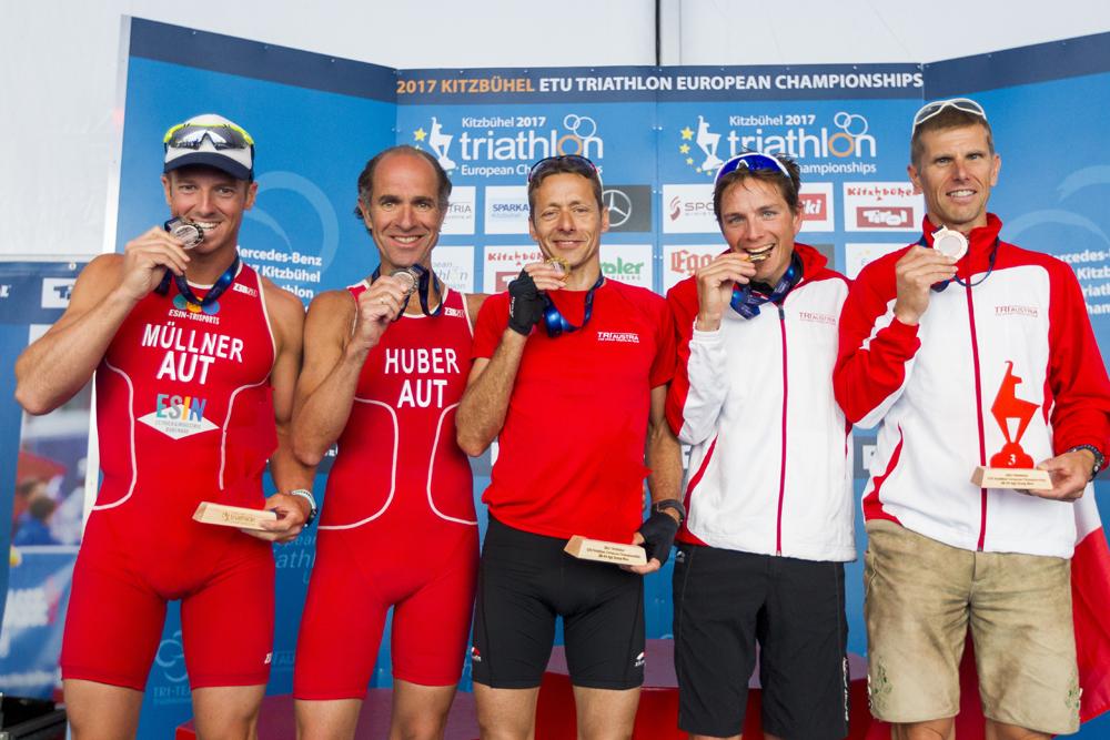 Top-Platzierung für Österreichs Age Group Athleten