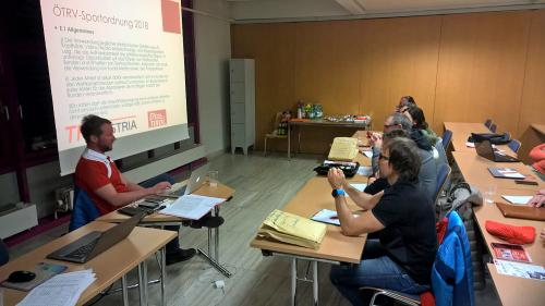 Großes Interesse bei Tiroler TO-Fortbildung