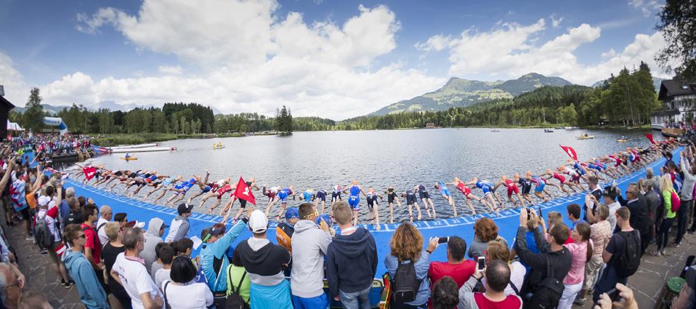 Spritziges Rennformat wartet in Kitzbühel auf Europas Top-Nachwuchsathleten