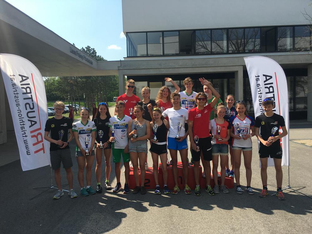 Triathlon-Nachwuchs kämfpte in der Südstadt um Punkte und EM-Tickets