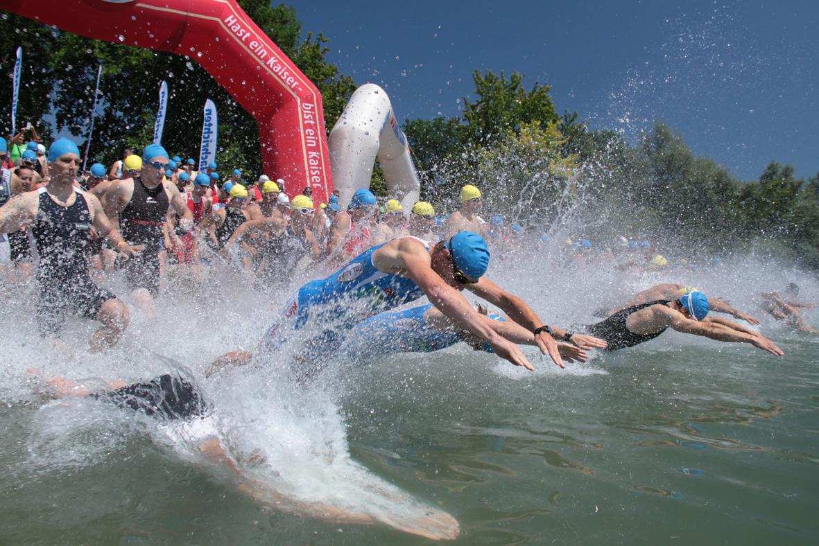 Große Neuheiten beim 1. Supersportwochenende am Pichlingersee