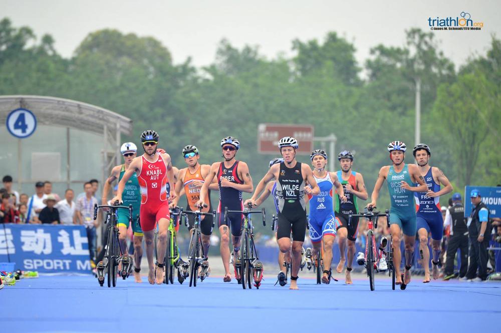 Weltcups in Karlsbad und Chengdu im September