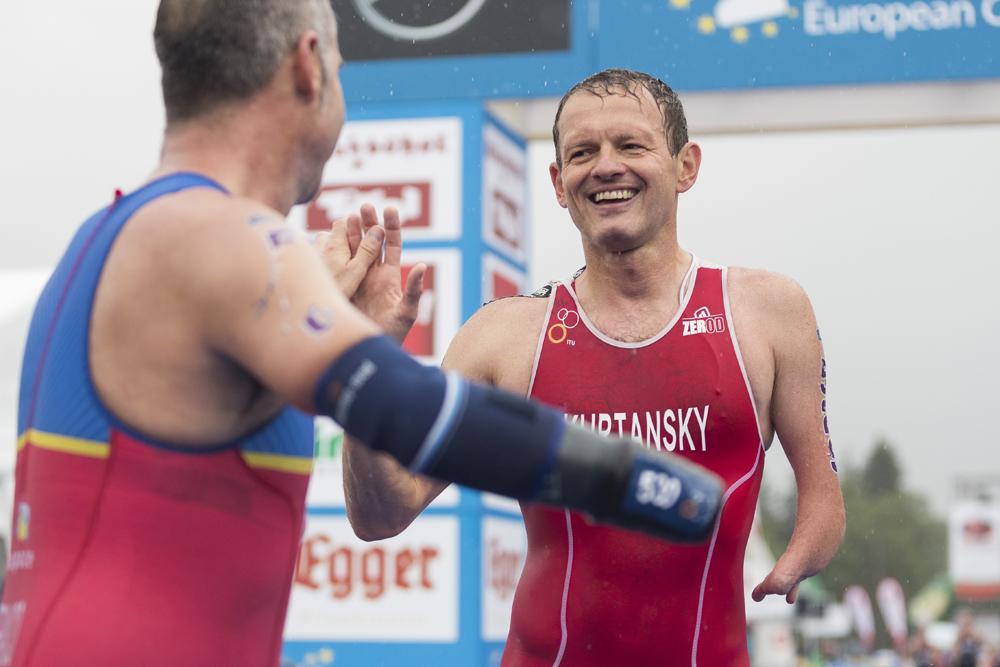 ÖM Para-Triathlon bei Triathlon der Einsatzkräfte