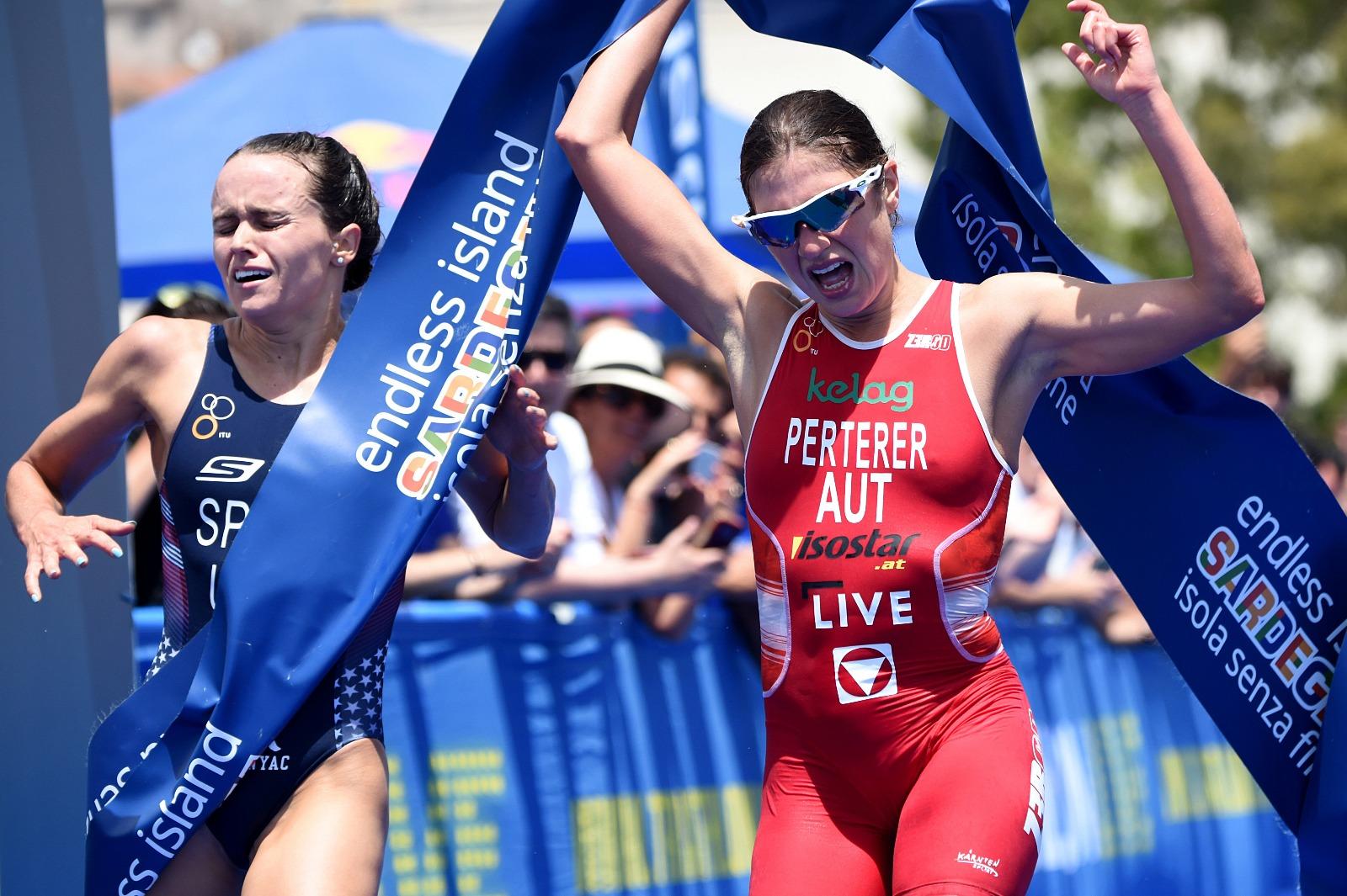 Erster österreichischer Weltcupsieg durch Lisa Perterer