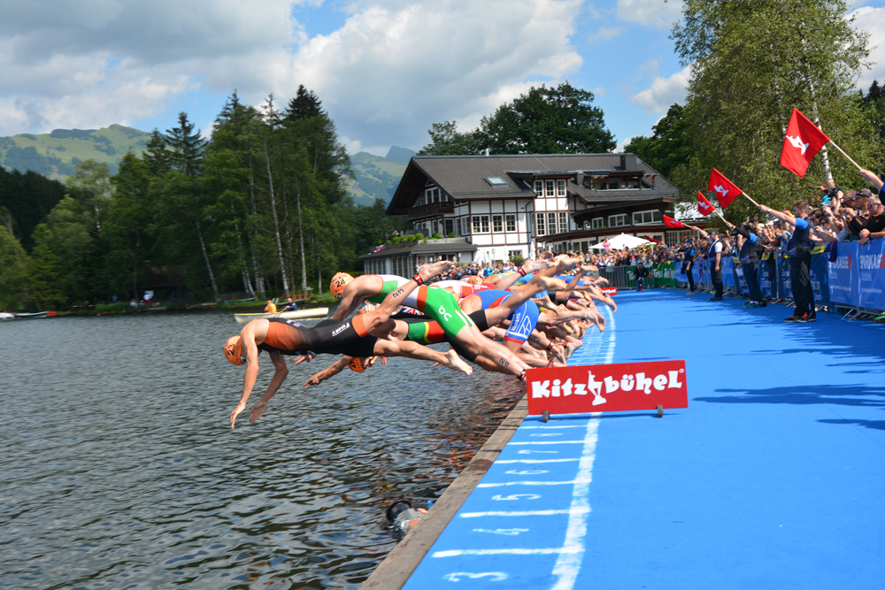 Kitzbühel erwartet Europas beste Nachwuchstriathleten