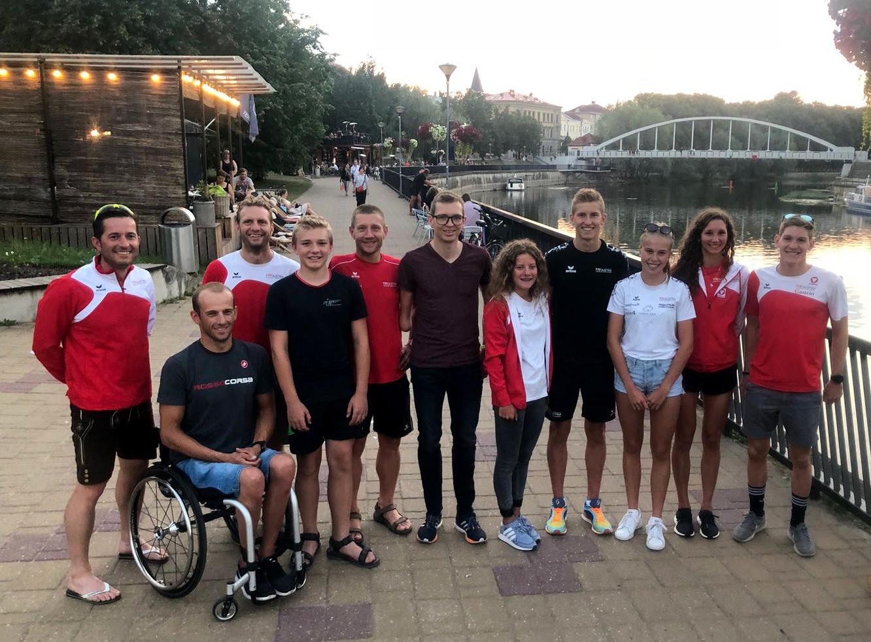 Sprint-Europameisterschaft in Tartu startet