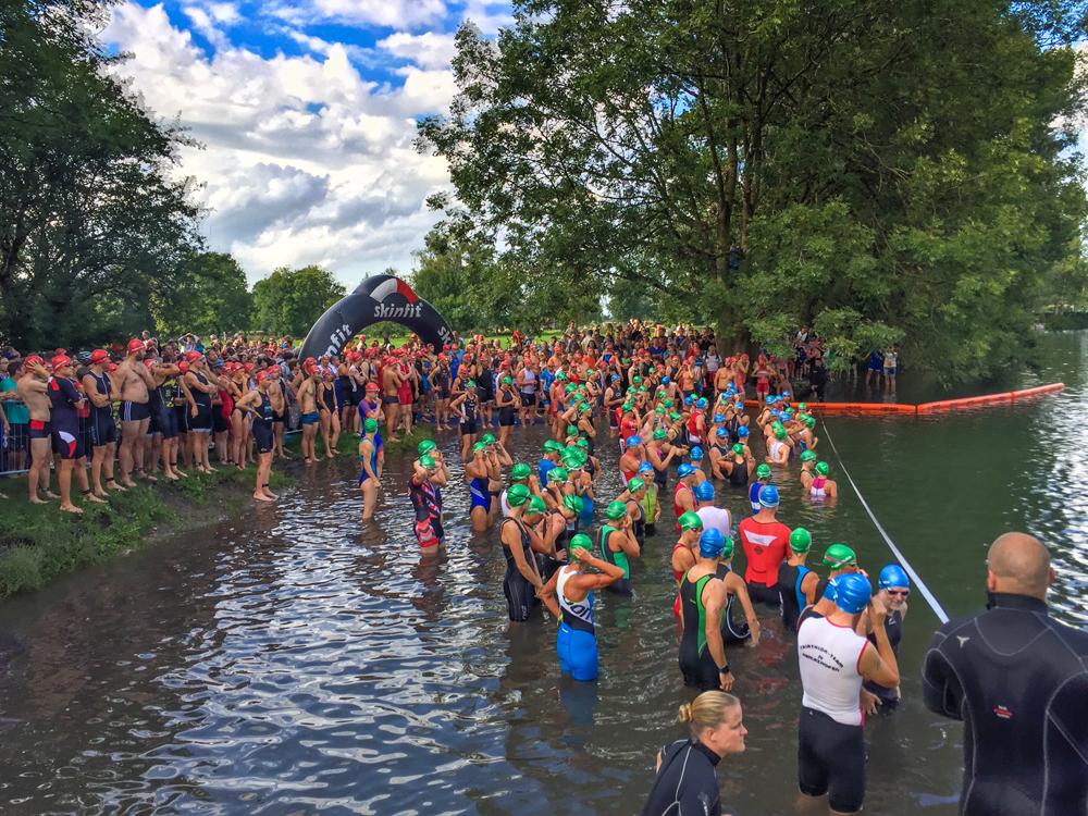 25. Skinfit Jannersee Triathlon – Über 400 Triathleten rocken den Jannersee