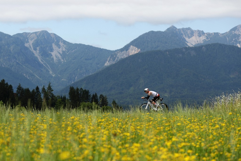 Neue Streckenführung bei Ironman Austria