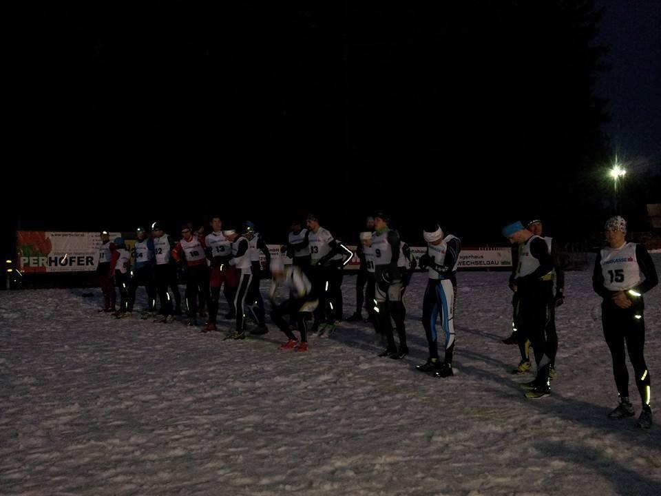 Mürzer und Jogllandloipen Nacht-Wintertriathlon