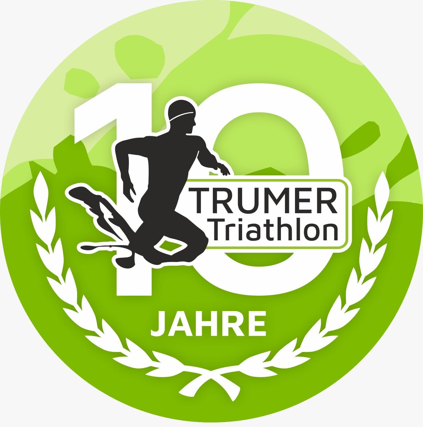 Jubiläumsteilnehmer des Trumer Triathlons gesucht