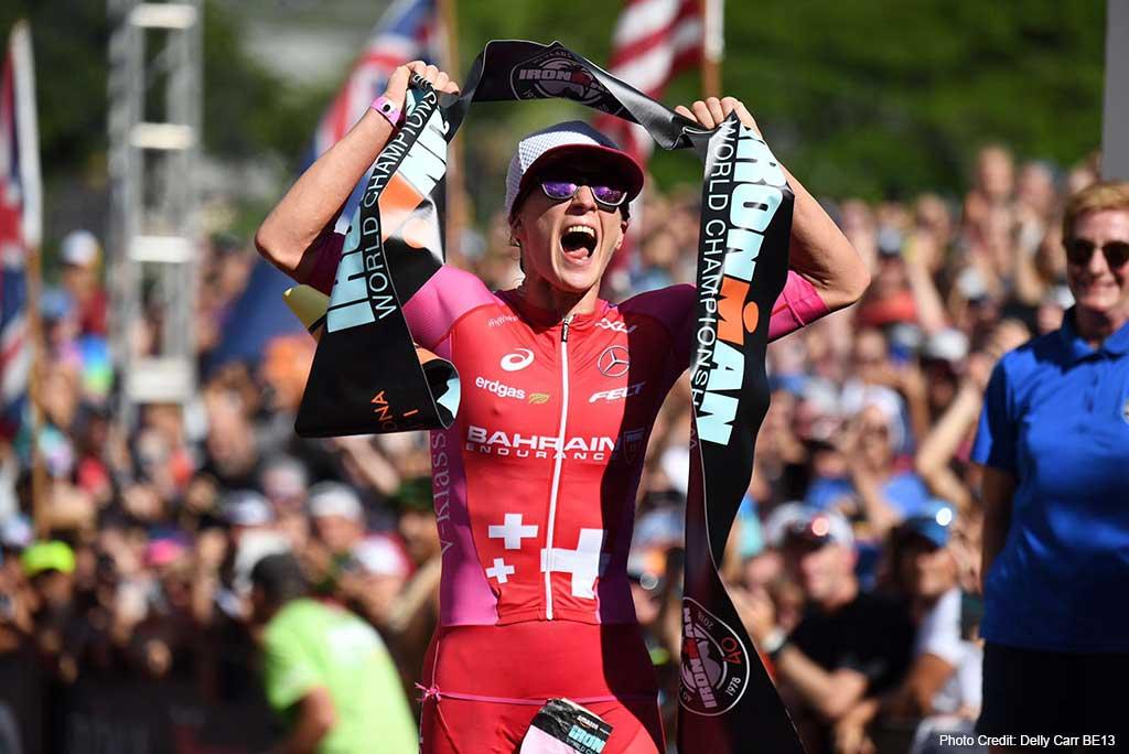 Viermalige Ironman-Weltmeisterin in Österreich am Start