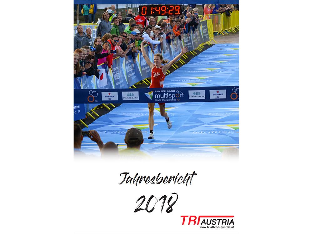 Der ÖTRV-Jahresbericht 2018