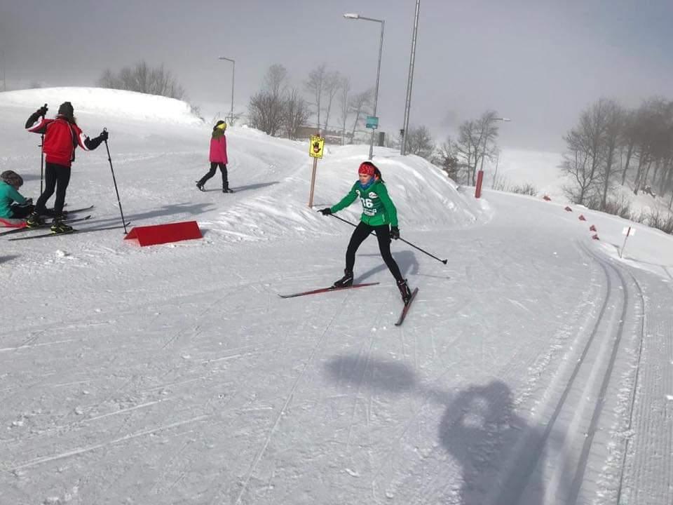 Gute Schneeverhältnisse für ÖSTM in der Villacher Alpenarena