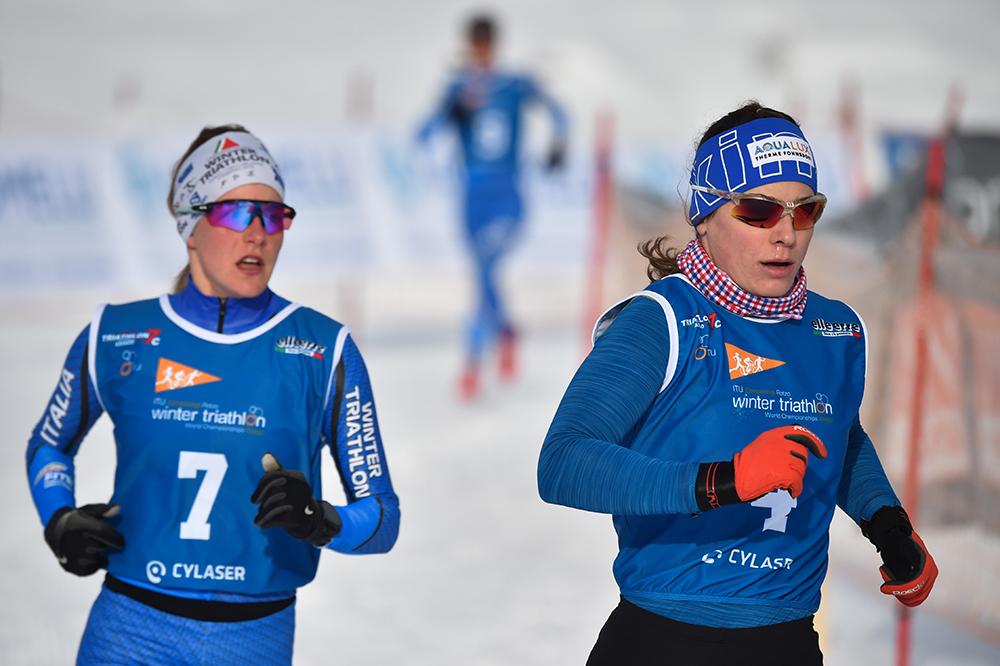 Starkes ÖTRV-Team für Wintertriathlon-WM nominiert
