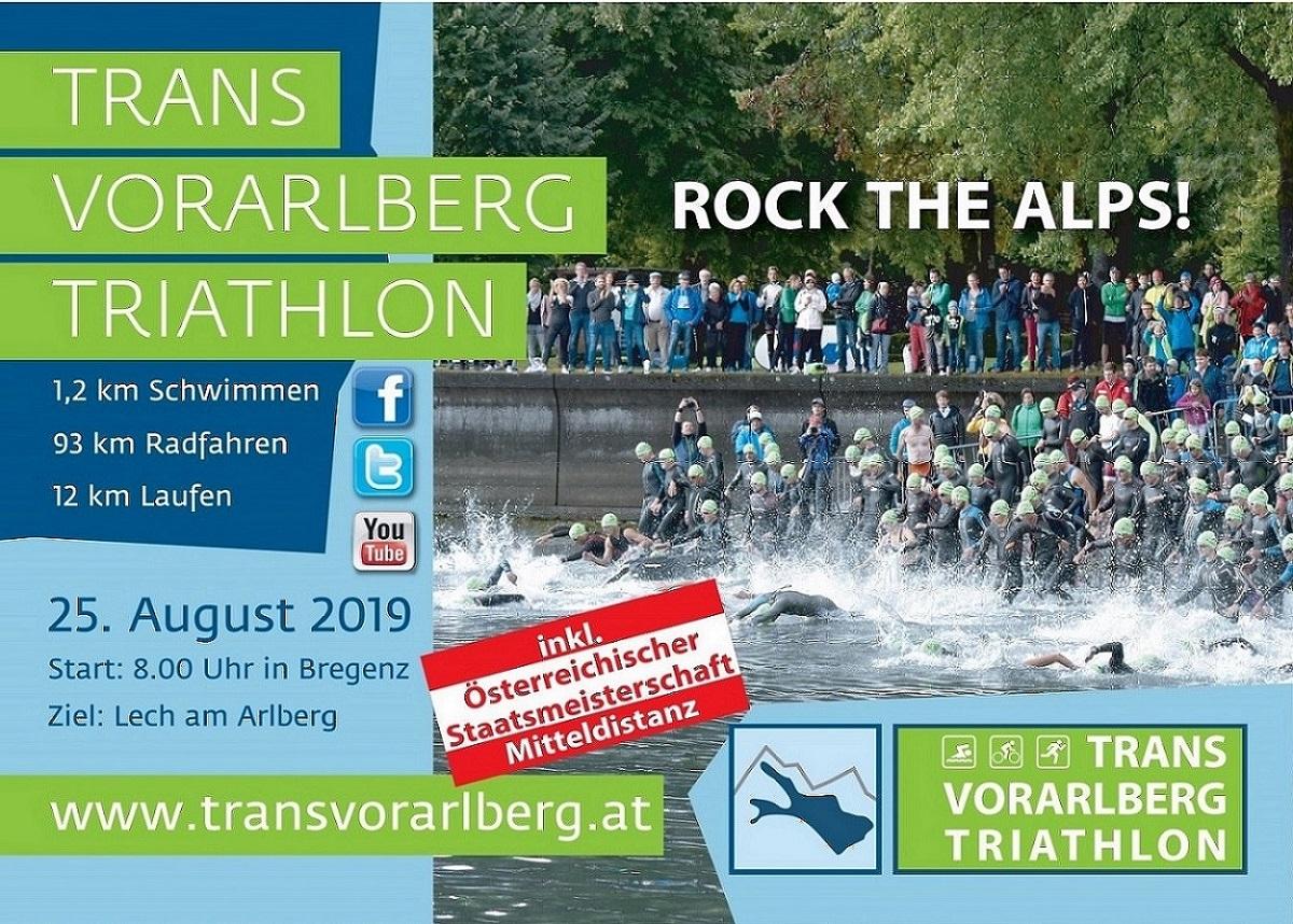 Zweite Anmeldephase für Trans Vorarlberg Triathlon endet bald