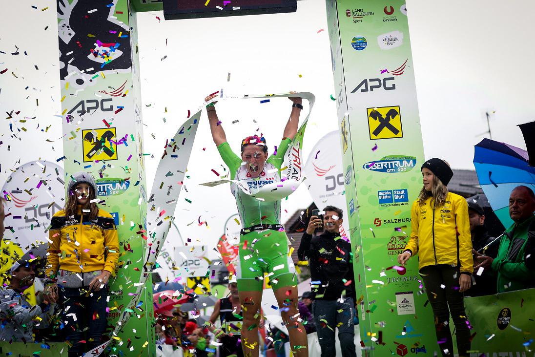 Knapp 20.000 Euro Preisgeld beim Trumer Triathlon