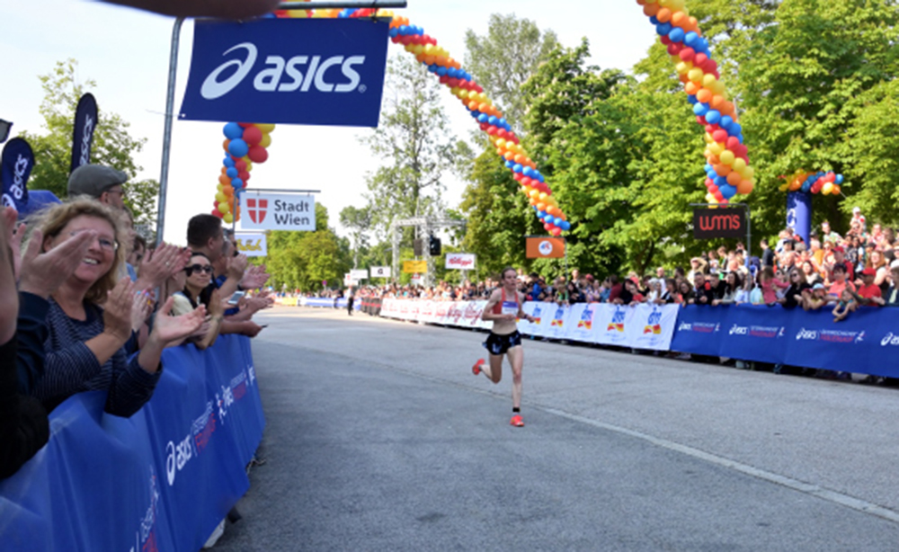 Österreichs Multisportlerinnen bei Frauenlauf stark