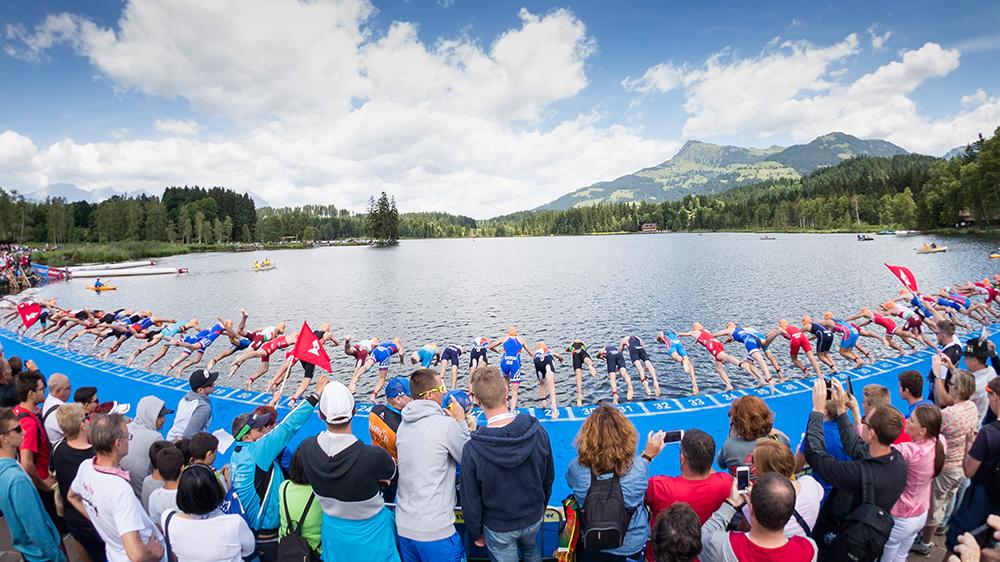 Acht österreichische Triathleten bei Heim-Jugend-EM in Kitzbühel am Start
