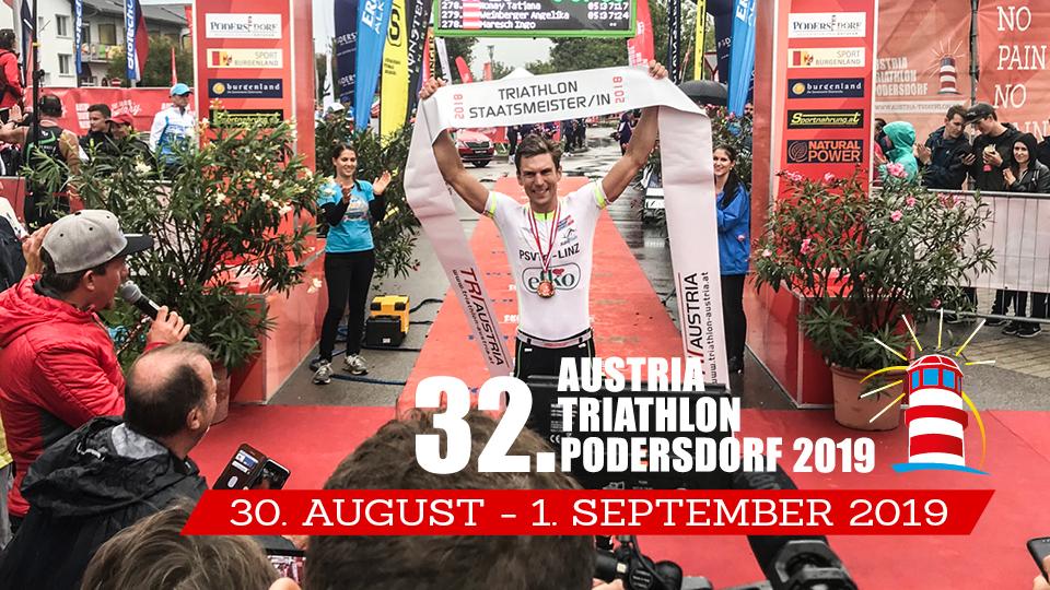 2.200 Athleten in Podersdorf erwartet