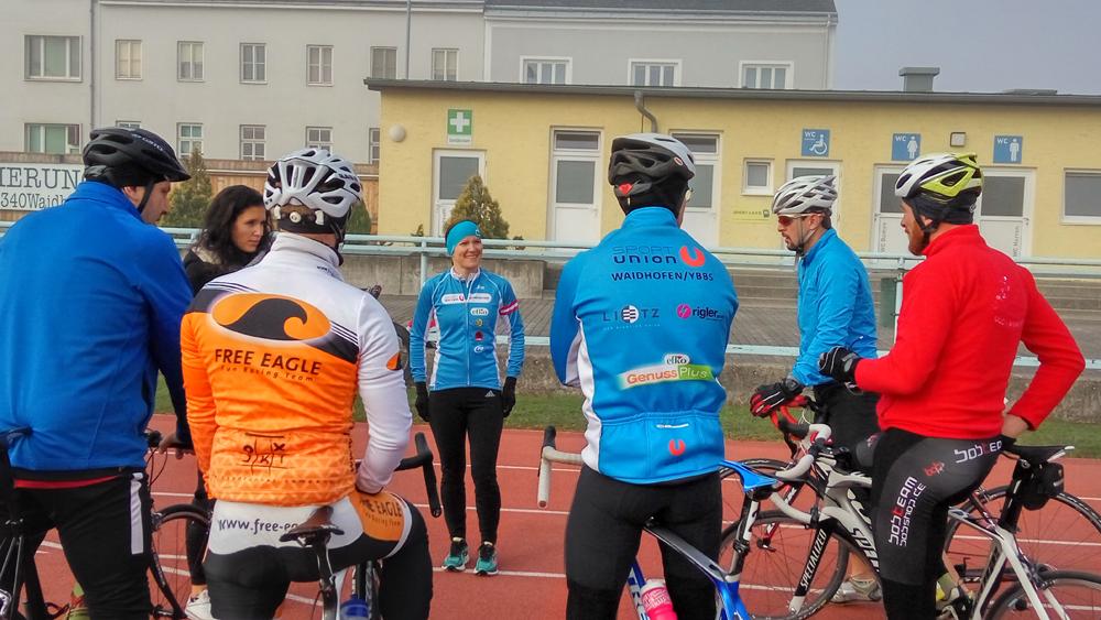 Triathlon Übungsleiterausbildung in Niederösterreich