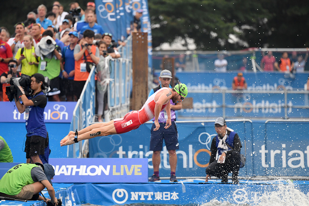 Knabl mit starkem 12. Platz bei Olympic-Testevent