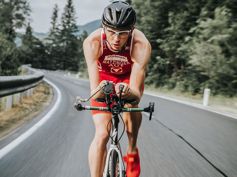 Matzinger richtet vollen Fokus auf Triathlon
