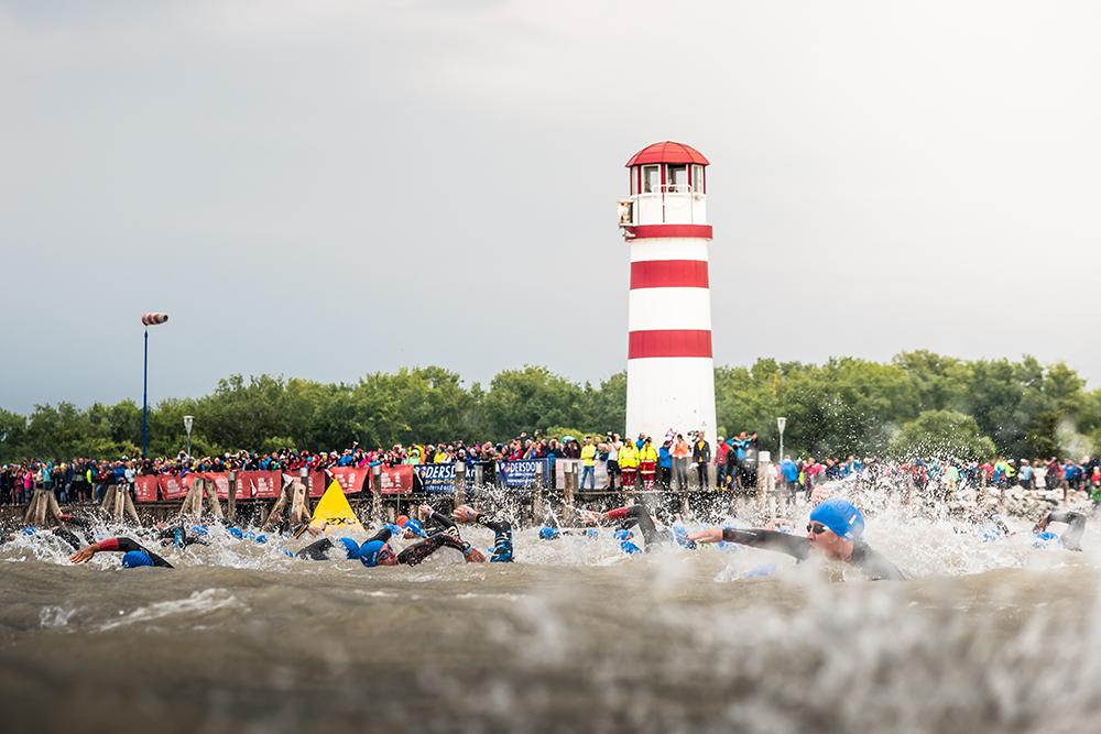 Über 2.000 Athleten in Podersdorf erwartet