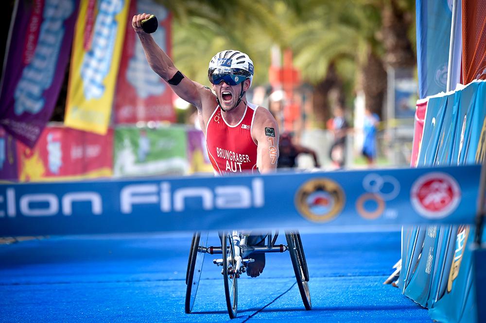 Paralympicstraum für Brungraber lebt