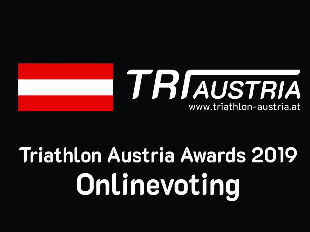 Jetzt abstimmen: Wer bekommt die offiziellen Triathlon Austria Awards 2019?