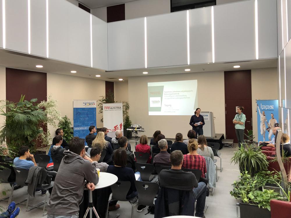 Zweite ÖTRV-Fachtagung fand in BSFZ Südstadt statt