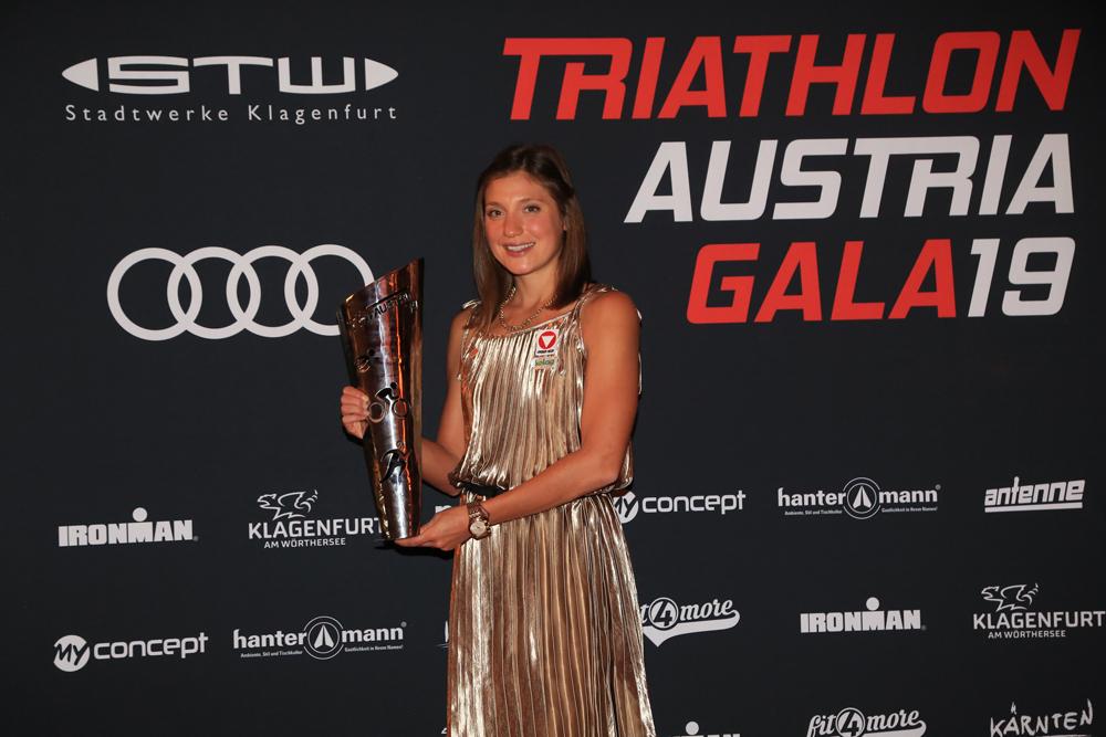 Perterer und Knabl zu Österreichs Triathleten des Jahres gekürt