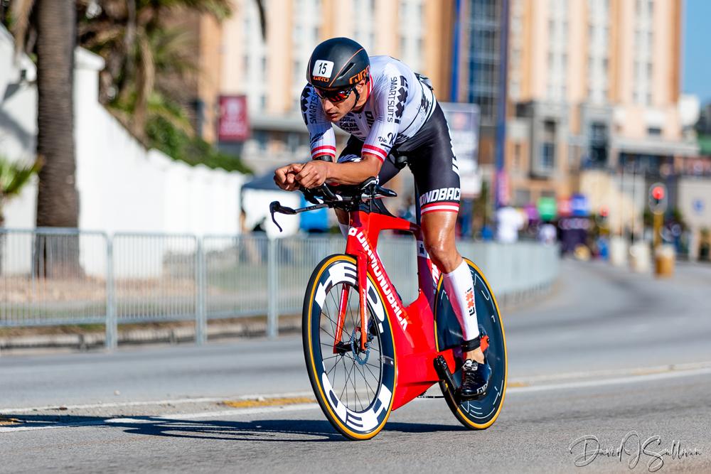 Weiss auf Platz 9 bei Ironman 70.3 Bahrain