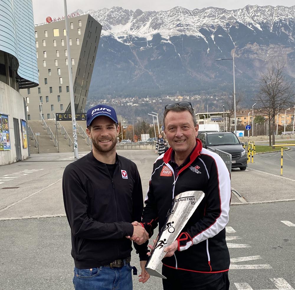 Vom Tiroler Triathlonzug zu den Olympischen Spielen
